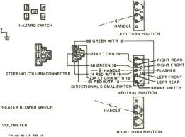 turn signal flasher wiring jeepforum com looks to be closer to what you have if you follow the numbers like you did