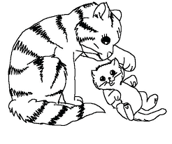 cat coloring page. Wonderful Page Cats Coloring Page A Cat For  Pusheen   Inside Cat Coloring Page