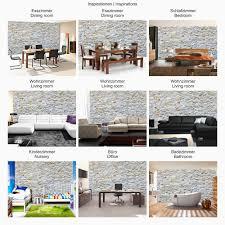 Wohnzimmer Steinwand Planen Worauf Sie Achten Sollten