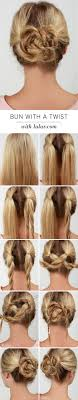 Hair Style Tip easy bun hairstyles buns for short and long hair braided messy 5252 by stevesalt.us