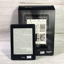Những yếu tố ảnh hưởng tới chất lượng của máy đọc sách kindle
