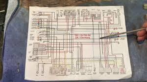 xv750 virago motorcycle wiring explained youtube 1982 Yamaha 750 Virago Wiring-Diagram xv750 virago motorcycle wiring explained