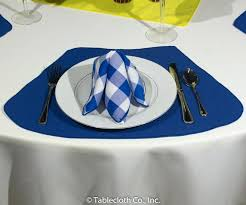wedge shaped place mats alternative views table placemats