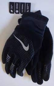 Nike Therma Fit Elite 2 0 Black Running Size Small Winter