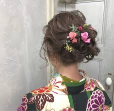一生に一度だから誰よりも可愛く清楚に決める成人式髪型15選 Arine