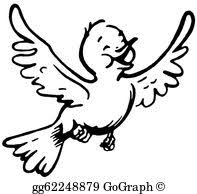 flying bird clipart black and white. Interesting Clipart And Flying Bird Clipart Black White L