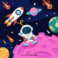 Space-themed Web Designs - SpyreStudios