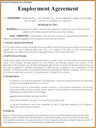 Temporary Employment Contract Template Temporary Employment Contract Template Philippines