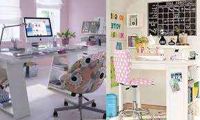 pink home office design idea. Decorating Small Office Space At Work Photogiraffe Me Pink Home Design Idea L