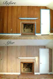 painting wood paneling ideas wall about paint on