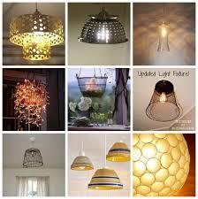 homemade lighting ideas. Fixtures Light For Homemade Cfl And Rustic Lighting Ideas