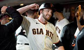 SF Giants in MLB second half ...