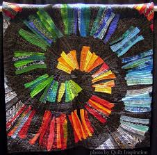 263 best quilting art images on Pinterest | Quilt art, Paisajes ... & This quilt is by : In The Fabric's Path by Orna Shahar (Israel) Quilt  Inspiration: Best of the 2015 World Quilt Show in Florida - part 4 Adamdwight.com