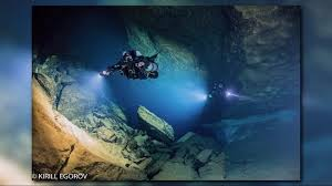 Florida's eagle's nest cave casts a dangerous spell over even experienced divers. Beautiful But Deadly Divers Fight To Keep Florida S Underwater Mt Everest Open Wkyc Com