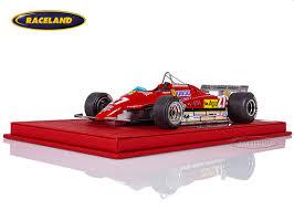 Ferrari 126c2 (nl) monoposto di formula 1 (it) ferrari 126 c2b (it); Ferrari 126c2 V6 Turbo F1 Scuderia Ferrari Belgian Gp Zolder 1982 Gilles Villeneuve Sold Out Motorsports