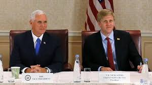 Pence aide Nick Ayers out of running to be Trump's next chief of staff |  KECI