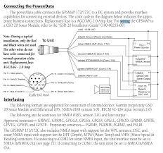 garmin 172c \u003c nmea0183 \u003e icom m603 vhf ribnet forums Garmin GPSMAP 700 Series Wiring Diagram at Garmin Gsd 20 Wiring Diagram