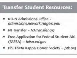transfer student applicants admissions rutgers university newark we want to make your path to rutgers university newark an easy one