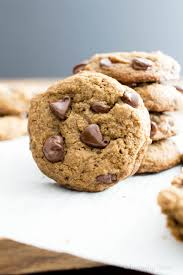 chocolate chip cookies recipe without brown sugar. Contemporary Without Vegan Chocolate Chip Cookies Recipe V GF Chewy On The Inside For Without Brown Sugar