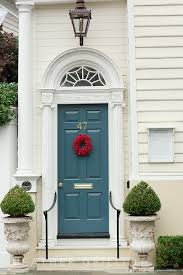 front door photographyChristmas in Charleston  Front Doors  Grilliot Photography