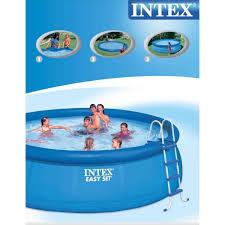 intex easy set pool. #54916 - INTEX Easy Set Pool (4.57 M X 120 Cm) Intex