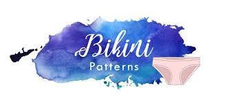 Bikini Patterns Custom Decoration