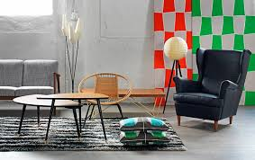 Ikea Reissues 40 Furniture And Accessory Designs From The 40s Delectable Retro Design Furniture