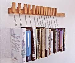 cookbook hanging rack