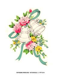 Clipart Of Wedding Bells Clipartxtras