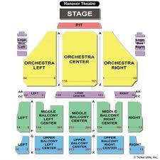 Hanover Theater Worcester Seating Chart Thelifeisdream