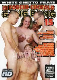 Bisexual gang bang dvd