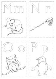This printable activity is suitable for preschool, kindergarten and early elementary. Colour Your Own Abc Flash Cards Abc Flashcards Printable Flash Cards Abc Coloring Pages