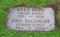 Myra Hurd Coleman (1921-1998) - Find A Grave Memorial