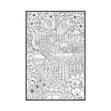 Small Picture Detailed Coloring Pages For Adults BackYard Animals and Nature