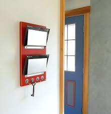 letter holder wall mounted