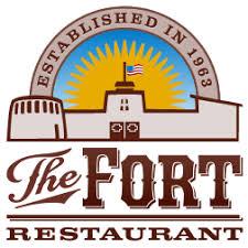 prime rib dinner clip art. Modren Prime The Fort Restaurant Logo With Prime Rib Dinner Clip Art D