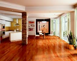 image of bruce brazilian cherry hardwood flooring