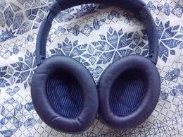 bose headphones blue. review-noise-cancelling-bose-quietcomfort35-headphones-navy-blue- bose headphones blue