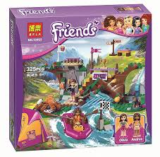LEGO Friends 41122  Adventure Camp Tree House  MattonitoFriends Lego Treehouse