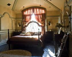 Bedroom: Coolest Gothic Bedroom Ideas - Beds