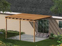 diy patio cover plans page 1 line
