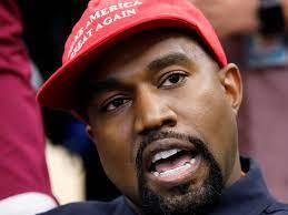 Kanye West op eerste ...