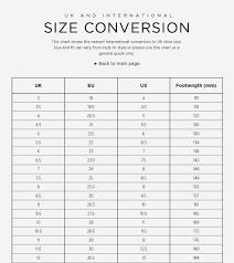 italian shoe size conversion childrens shoe size conversion chart next official site