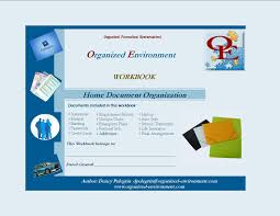 welcome to organized environment organizing your home documents