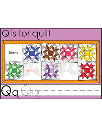 Find the Best Deals on Q is for Quilt Alphabet File Folder Game ... & Q is for Quilt Alphabet File Folder Game Downloadable PDF Only Adamdwight.com