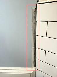 Bathroom Tile Jobs Bad Job Floor
