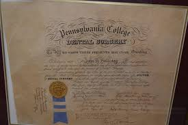 doc holliday diploma is is real news talk am fm wfir doc holiday diploma 1