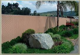 Simple Chain Link Fence Slats With Intended Ideas