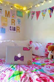 Preppy Bedroom Bowtiful Life My Colorful Sophomore Dorm Bowtiful Life Blog