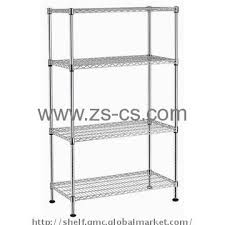 stainless steel wire shelving like